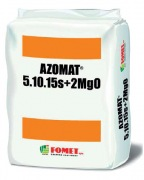 Fomet organsko gnojivo azomat 5 10 15 2 mgo