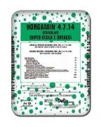 Fomet organsko gnojivo horgamin 4 7 14