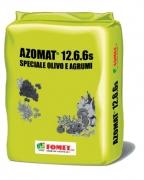 Fomet organsko gnojivo azomat 12 6 6 6 so3