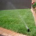 navodnjavanje travnjaka rasprskivaci