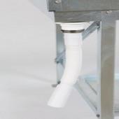 Radni stol za staklenik plastenik oprema odvodnja stola
