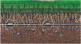 navodnjavanje travnjaka autokompenzirajuce cijevi
