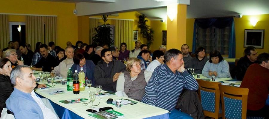 Izvještaj Pšeno & Syngenta edukacija povrtlarstvo za 2013. godinu