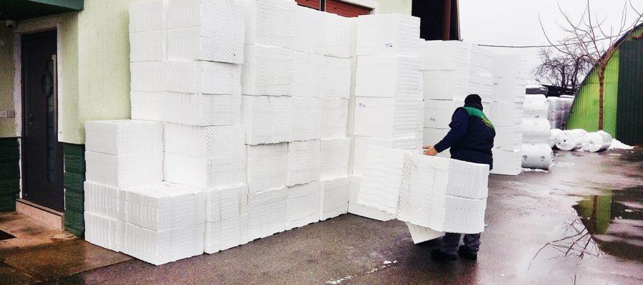Dostupne nove zalihe kontejnera (stiropor i pvc)
